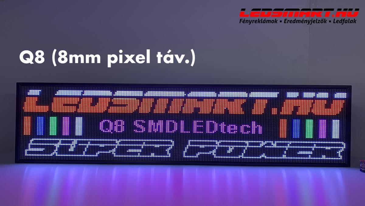 LedSmart SMDledTECH color Q8 - 48 cm magasság